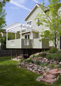 Deck Addition Longmont