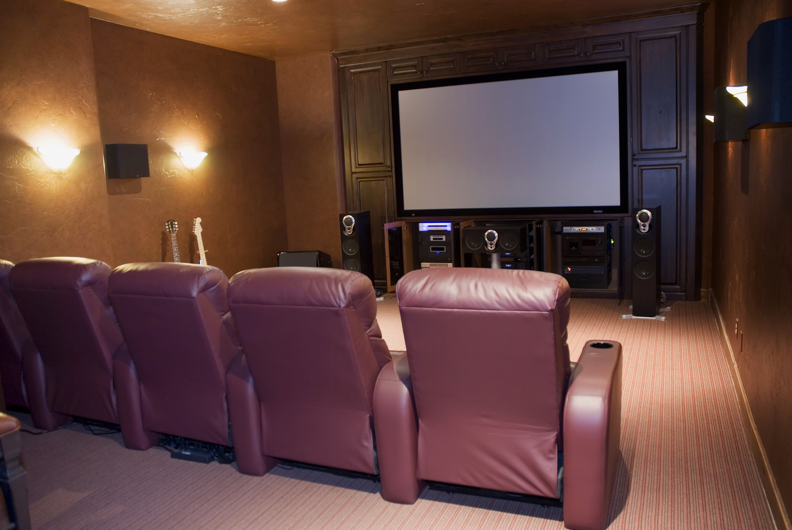 Building A Custom Home Theater Longmont Contractors