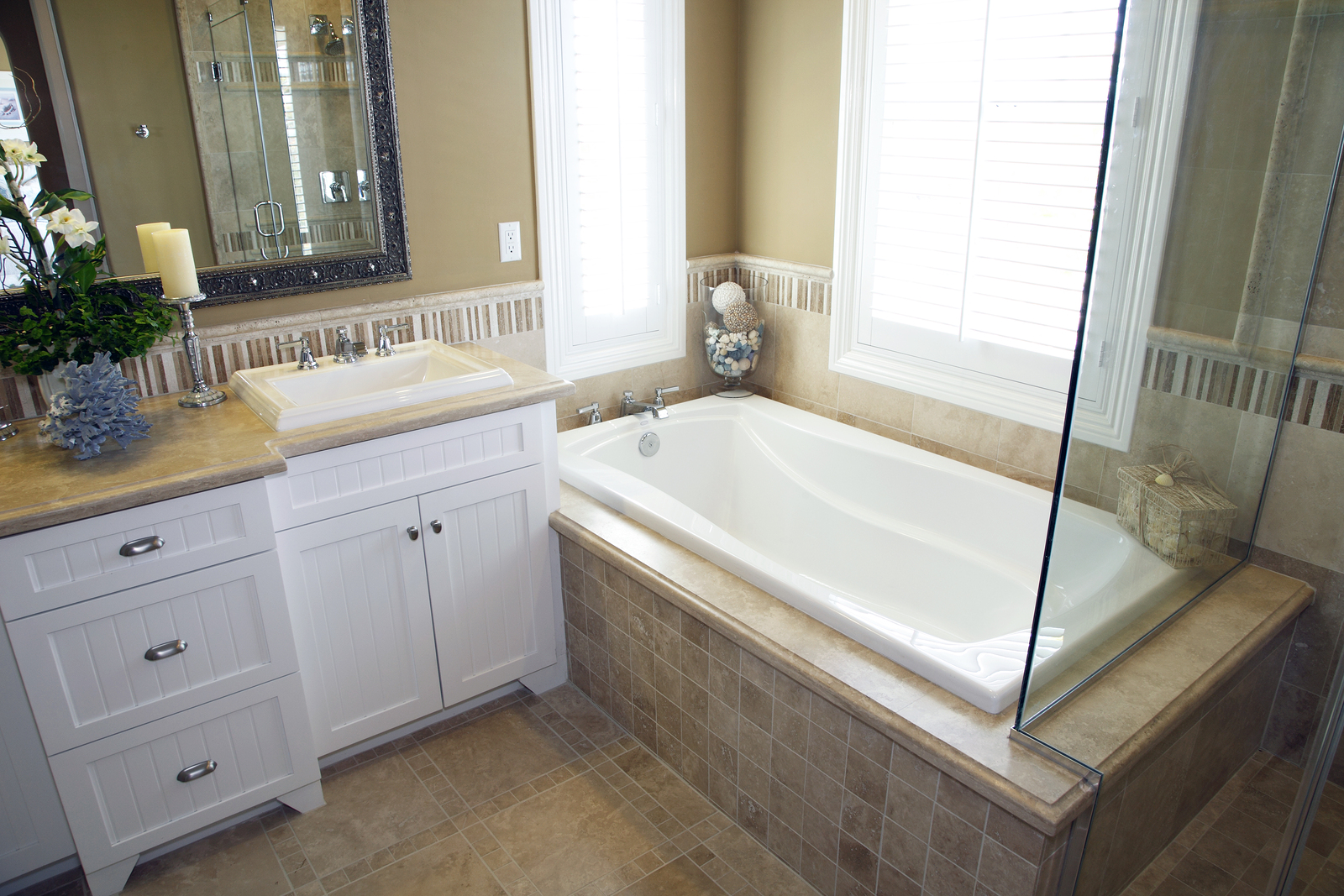 Master Bathroom Remodel Longmont, CO | KBC Remodeling Services