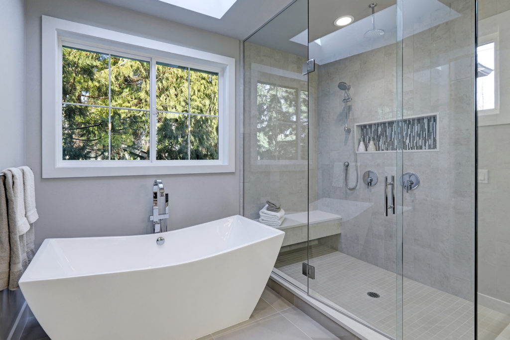 bathroom remodeling contractor Longmont